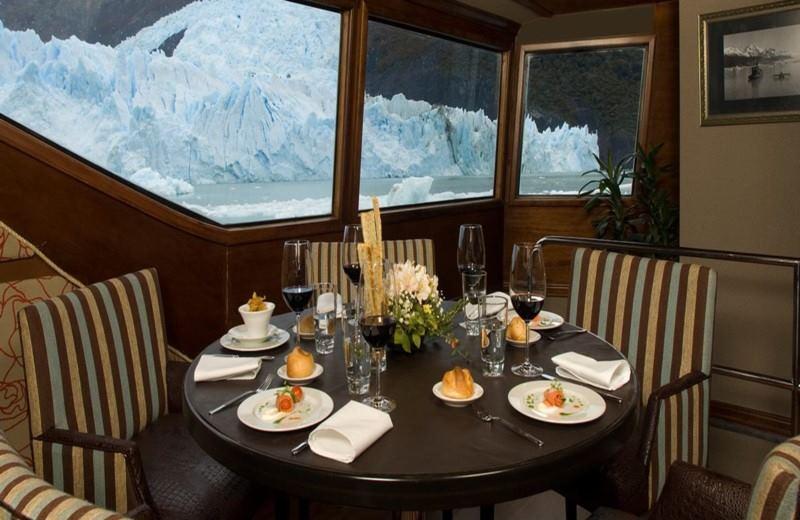 Glaciers Gourmet Experience