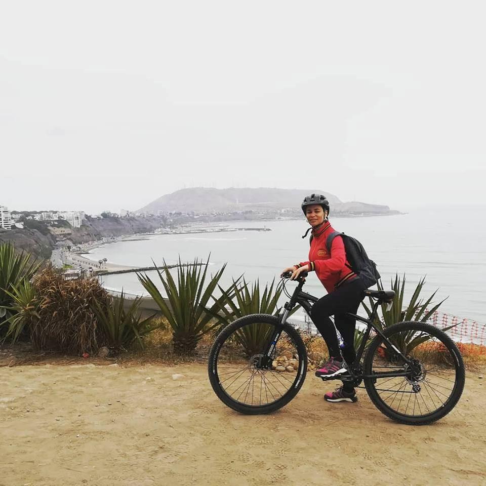 Lima Coast Bike Tour