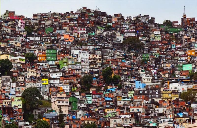 Favela Walking Tour - Rocinha