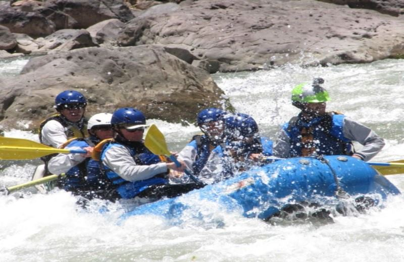 Rafting Vilcanota - Urubamba With Lunch