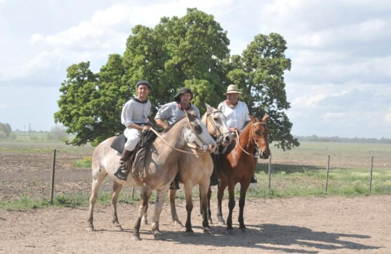 Santa Susana Ranch - Gaucho Tour