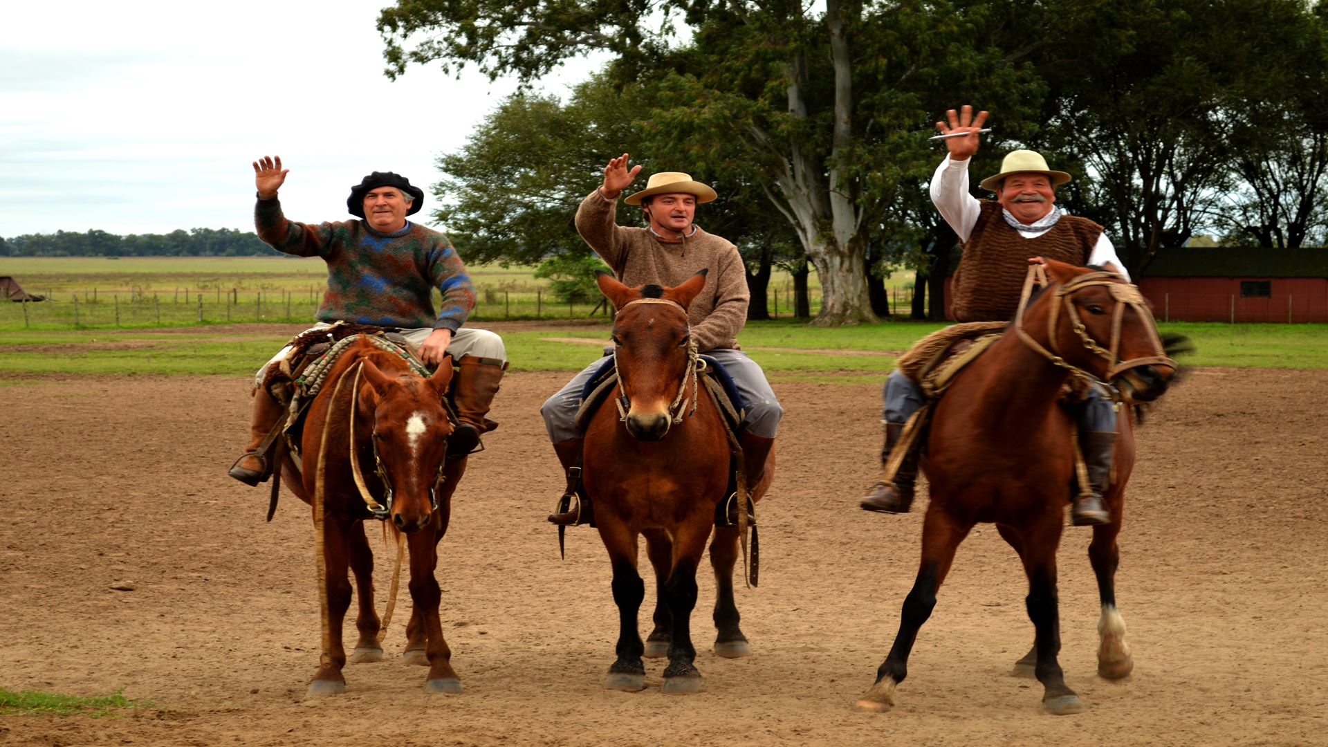 Ranch De Santa Suzana - Visite Gaucho