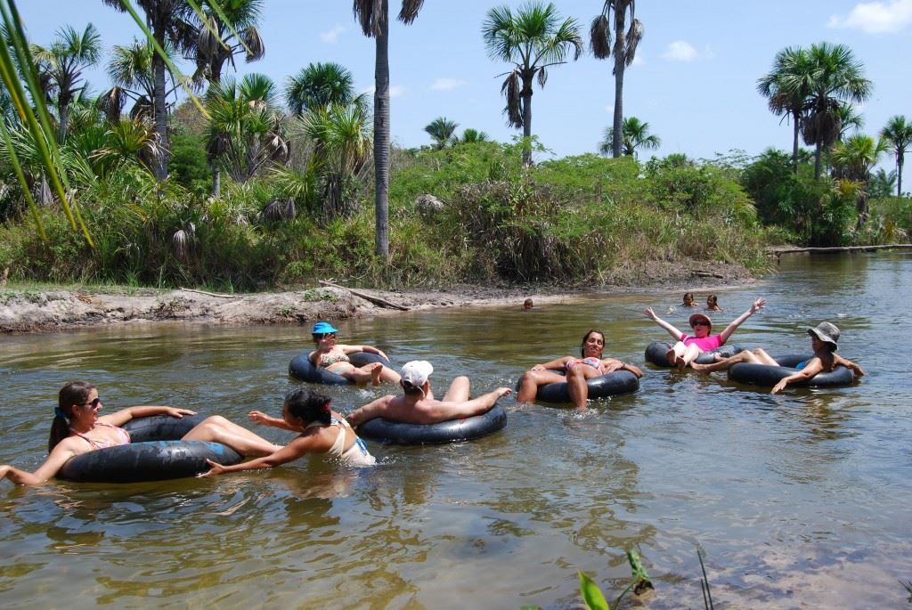 Floating On The River Formiga - Cardosa Tour