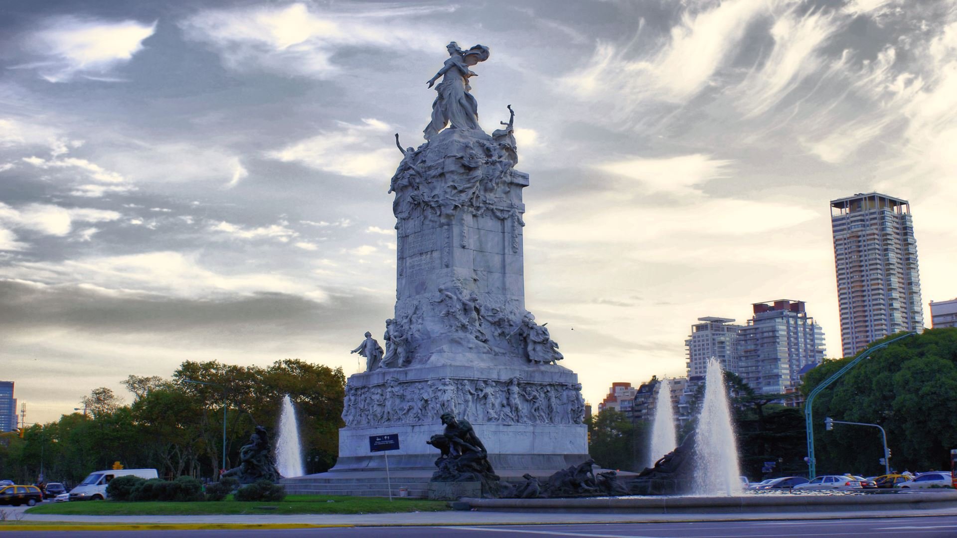 Foto Ruta Buenos Aires