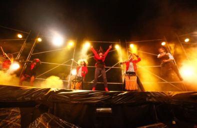 Fuerza Bruta Tour