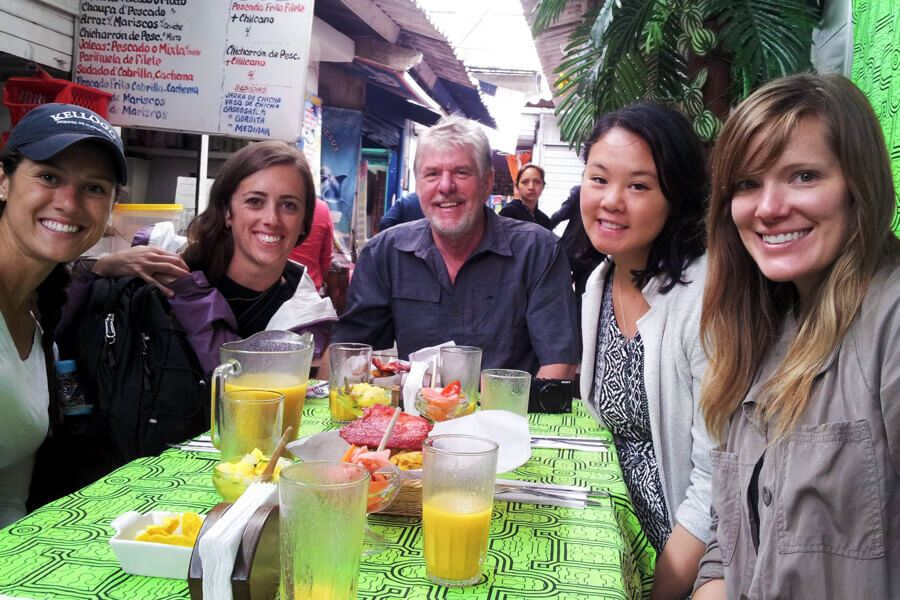 Lima Food And Socio-Cultural Tour