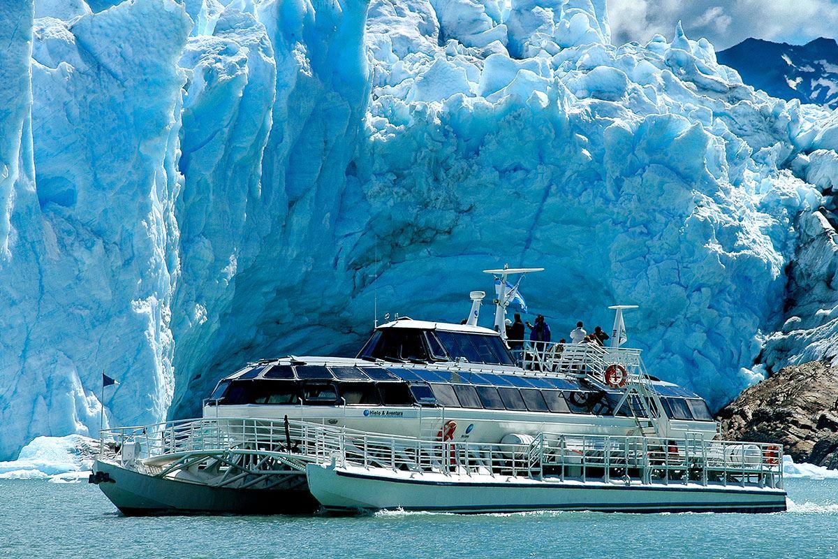 Glaciar Perito Moreno Con Safari Nautico Y Almuerzo