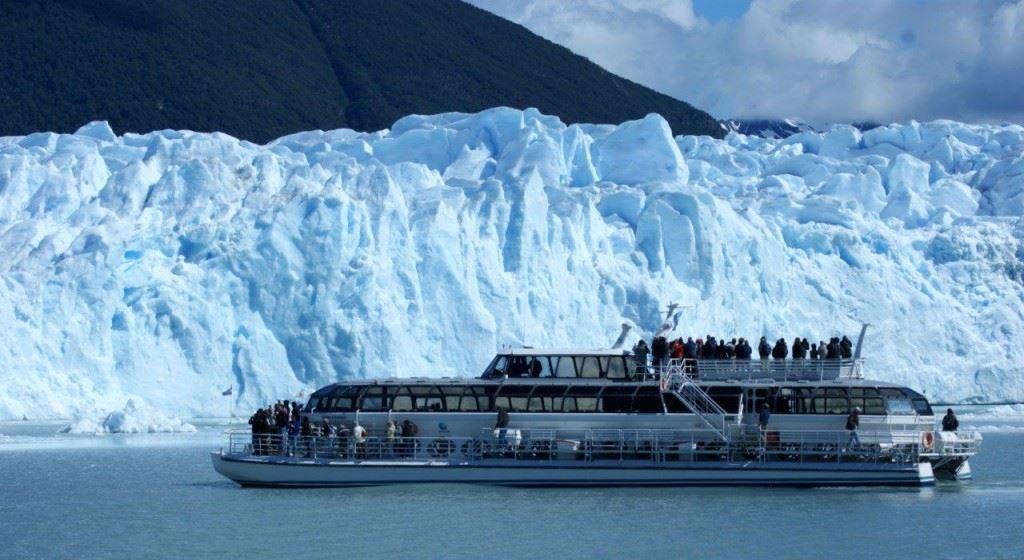 Excursão Perito Moreno + Barco + Almorço