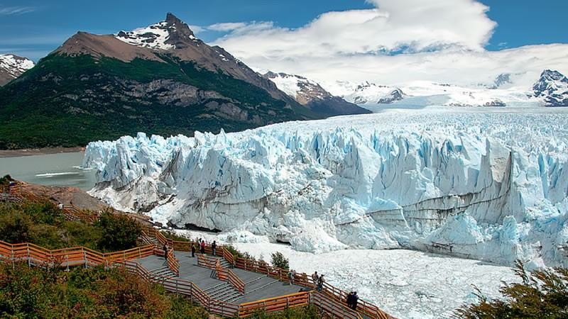 Perito Moreno Glacier With Safari By Boat