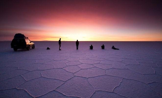 Gran Salar De Uyuni - Desde Villazon