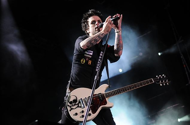 Green Day - Estadio Velez