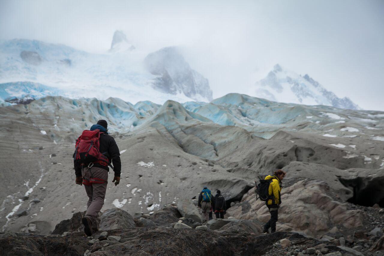 Cagliero Glacier Ice Trekking with Overnight