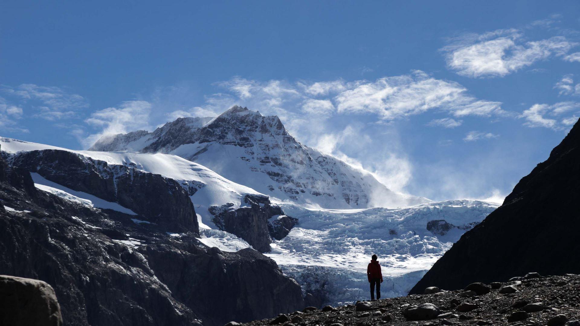 Trekking en el Glaciar Cagliero