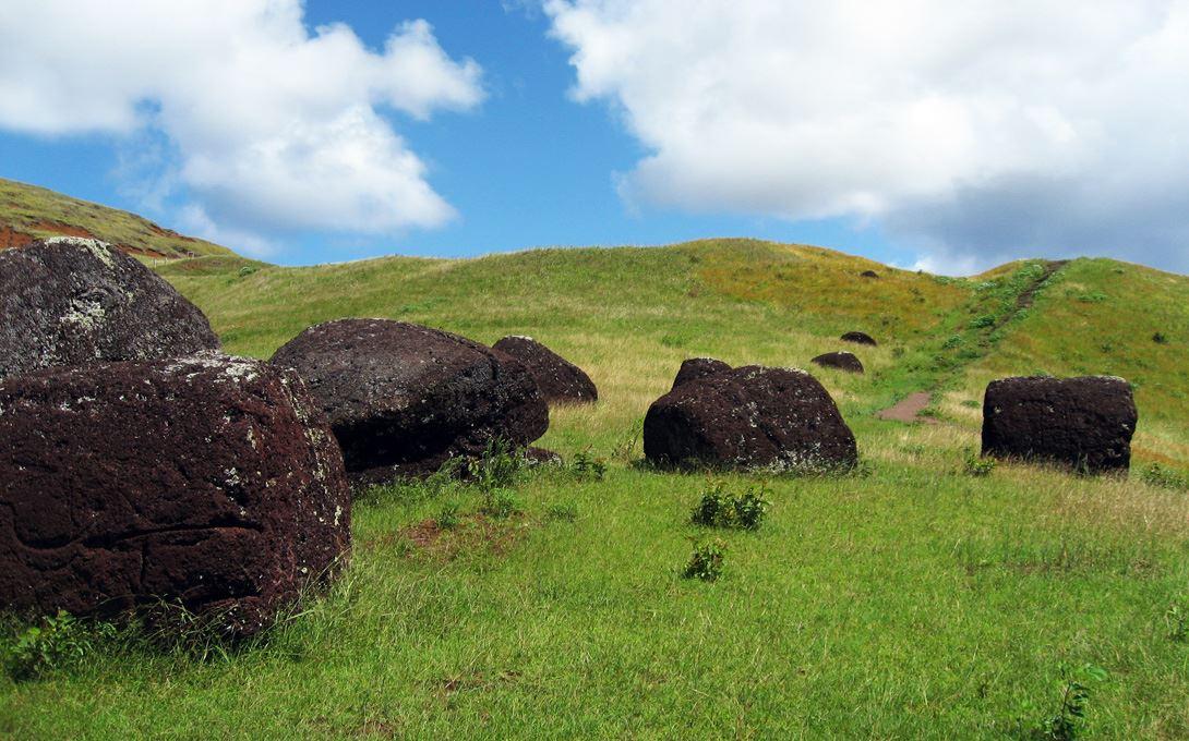 Isla De Pascua Circuito Norte