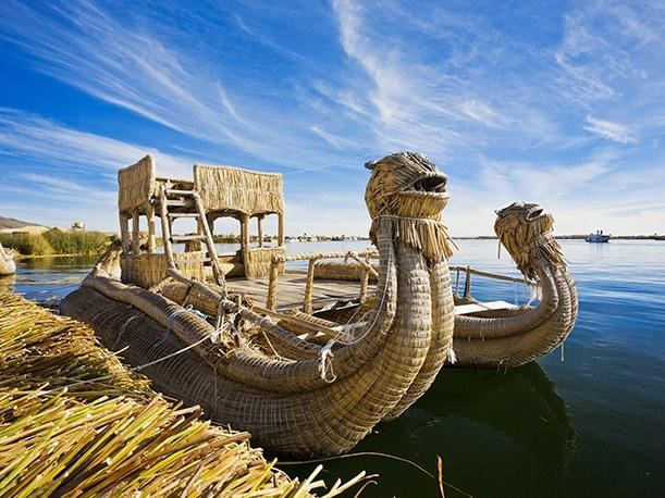 Ilhas Flutuantes Dos Uros E Taquile