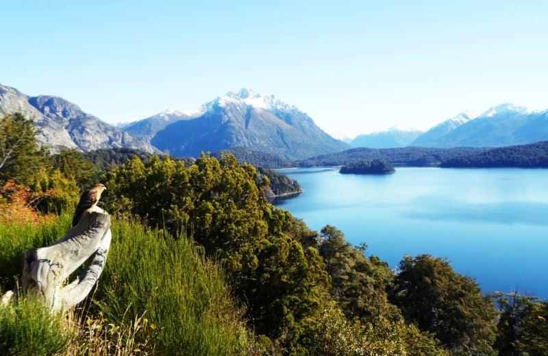 Kayak Moreno  Lake