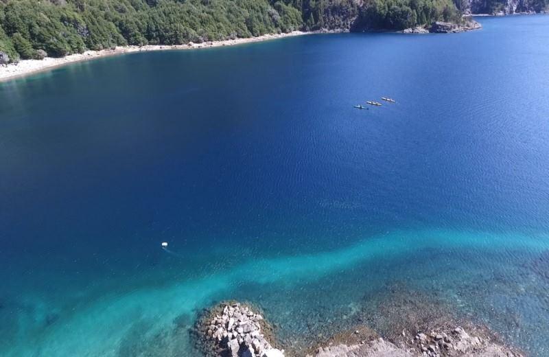 Kayak Nahuel Huapi Lake Fd