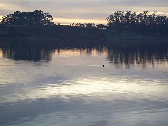 Laguna Y Sierra De Los Padres