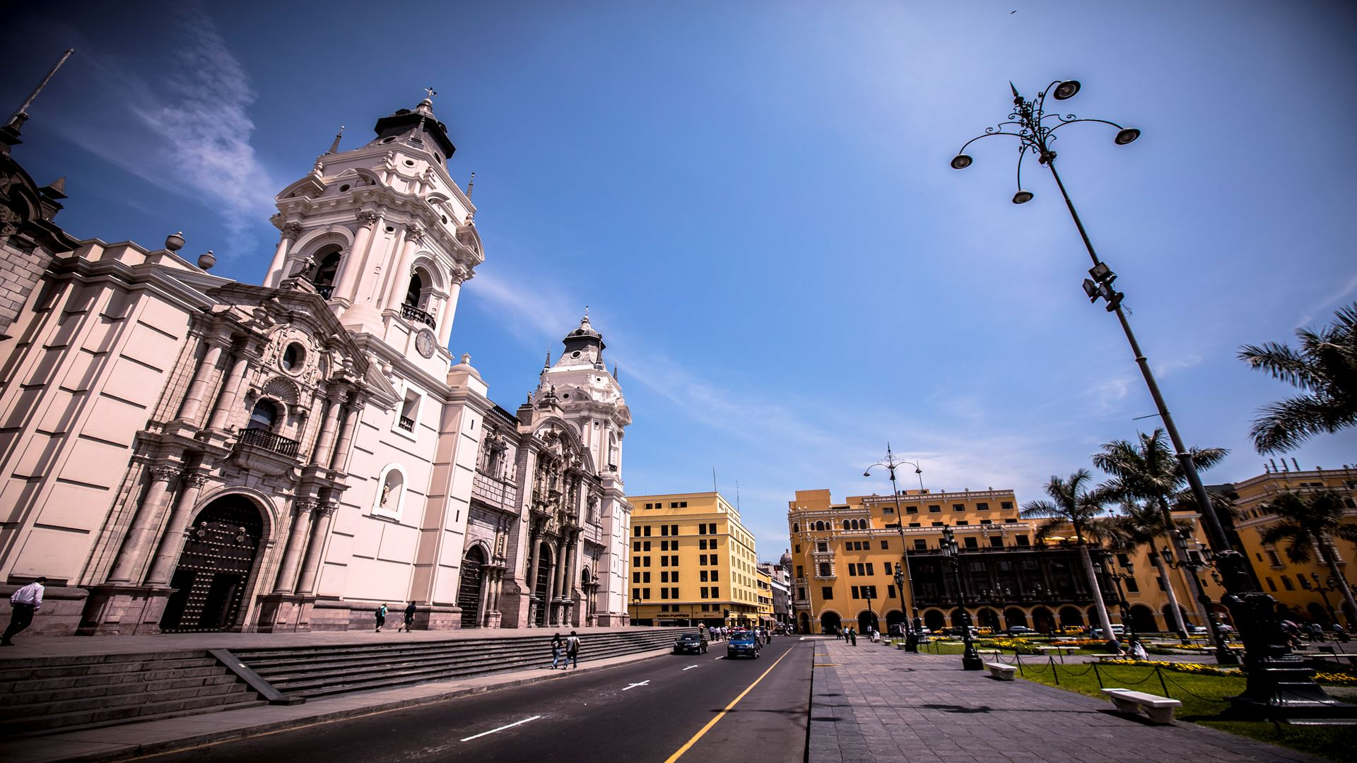 Lima City Tour Package