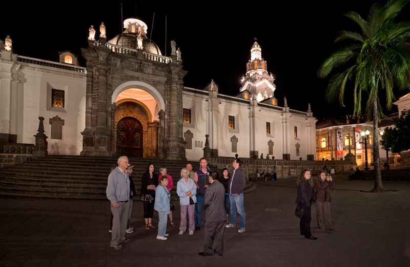 Best of Quito and Galapagos Islands