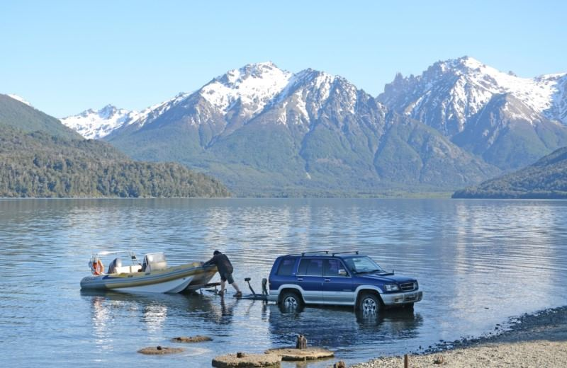 Half Day Fishing trip on the Nahuel Huapi, Moreno or Gutiérrez Lakes