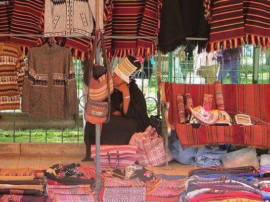 Mercado Tarabuco