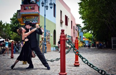 Tango, Wine and Beaches in South America
