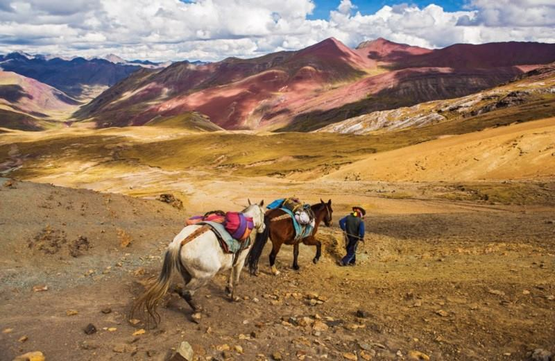 Vinicunca - Rainbow Mountain