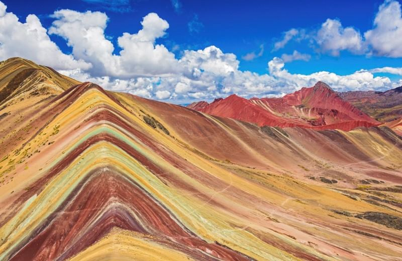 Rainbow Mountain - Day Hike