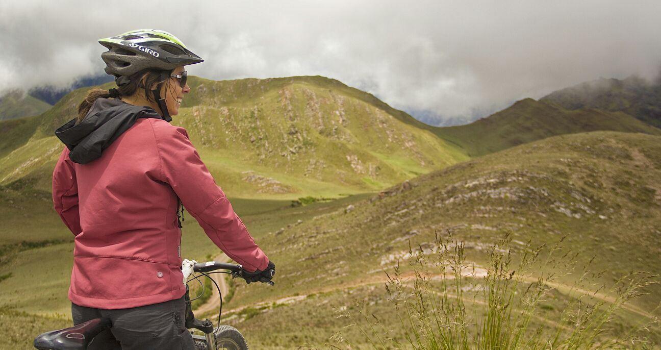 Mountain Bike Cuesta Del Obispo