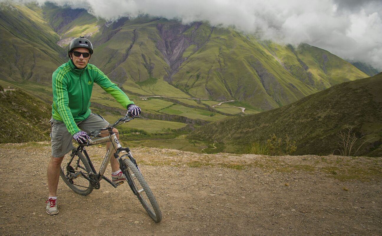 Cuesta Del Obispo Mountain Bike