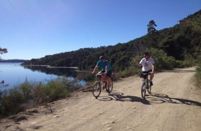Mountain Bike Lago Moreno
