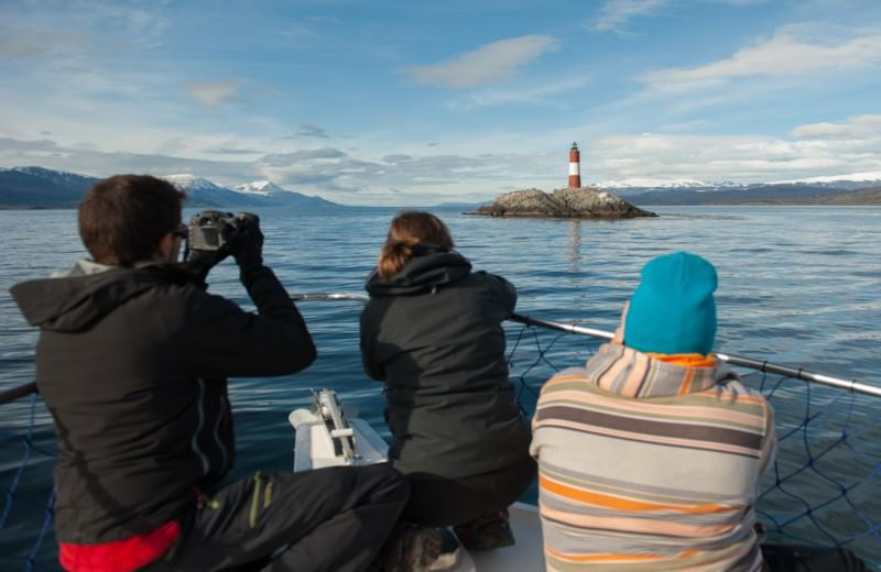 Beagle Channel Boat Tour With Sea Lions' Island