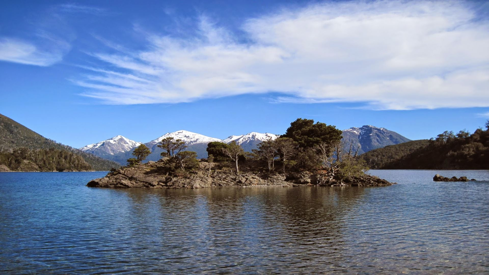 Private Navigation On Tristeza Sound and Hike