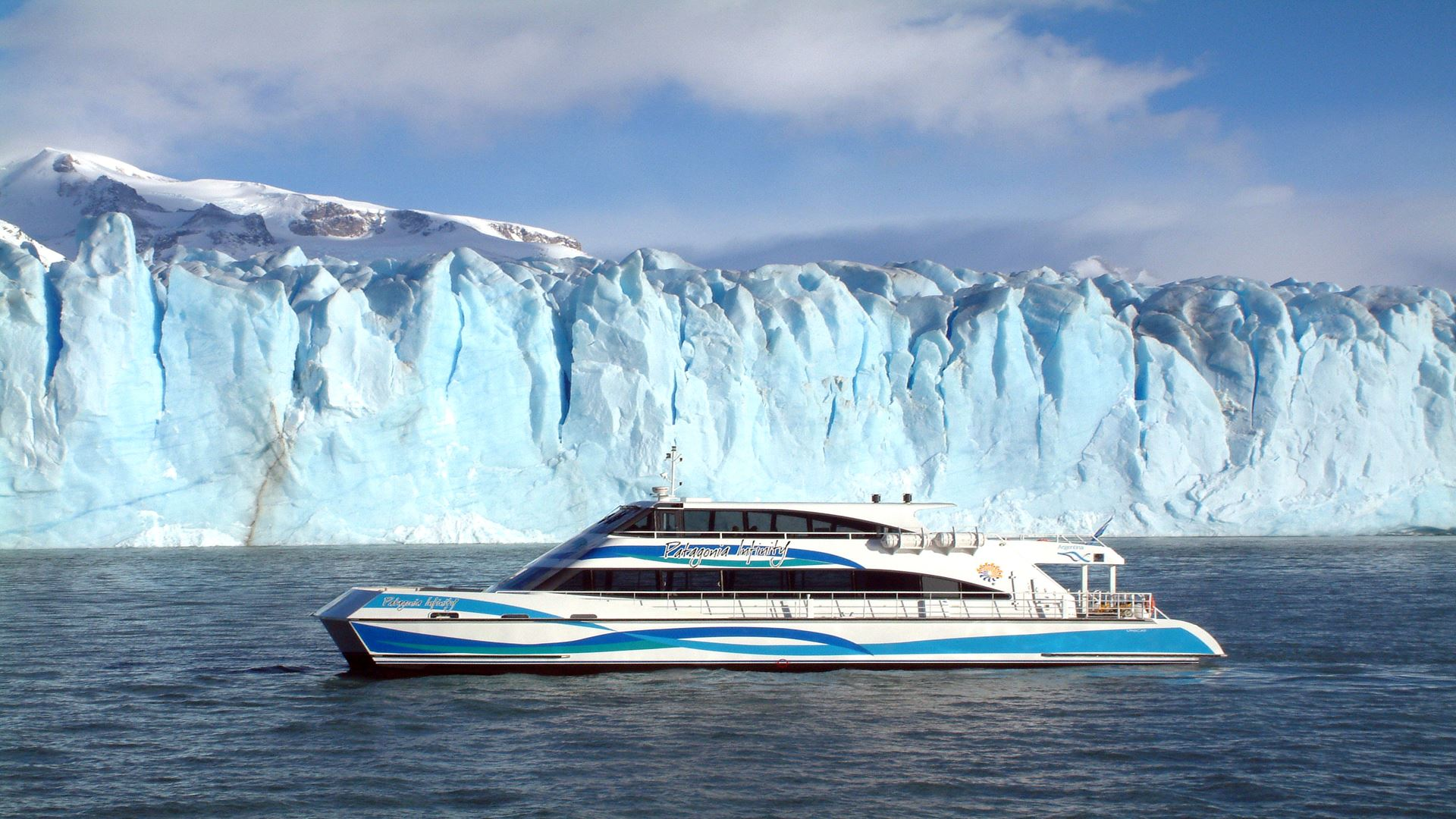 Upsala Glacier Boat Tour -RIOS DE HIELO CAPTAIN'S VIP CLUB