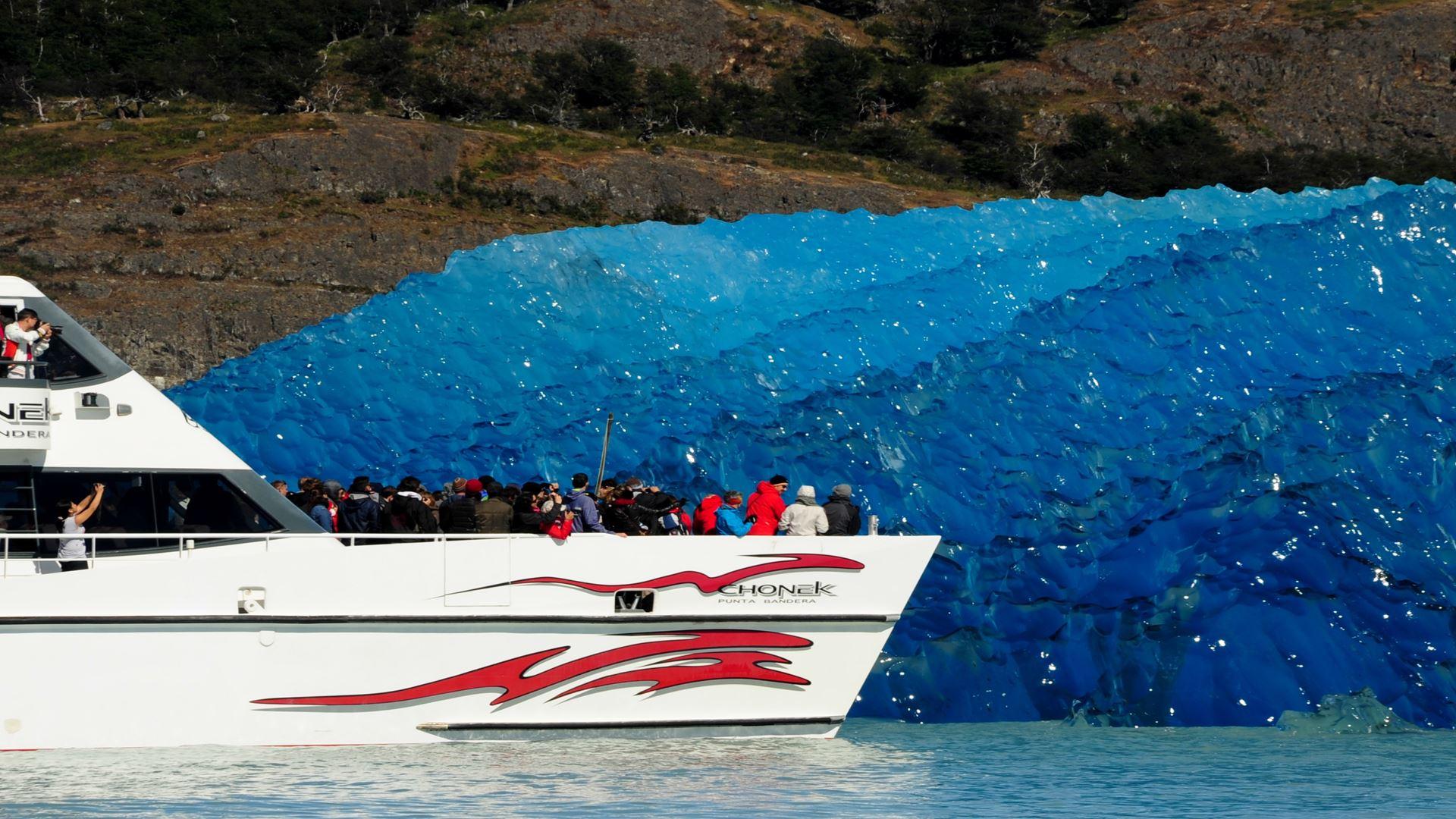 Navegação Rios De Hielo Club Vip Glaciar Upsala