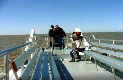 Navegando Al Tigre
