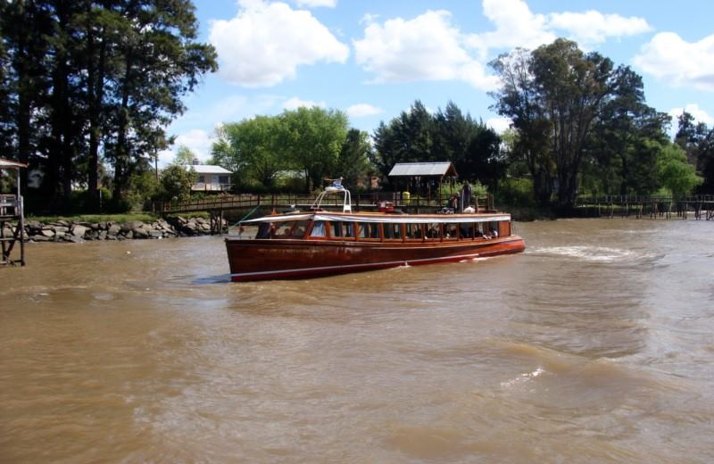 Tigre Delta Day Trip By Boat