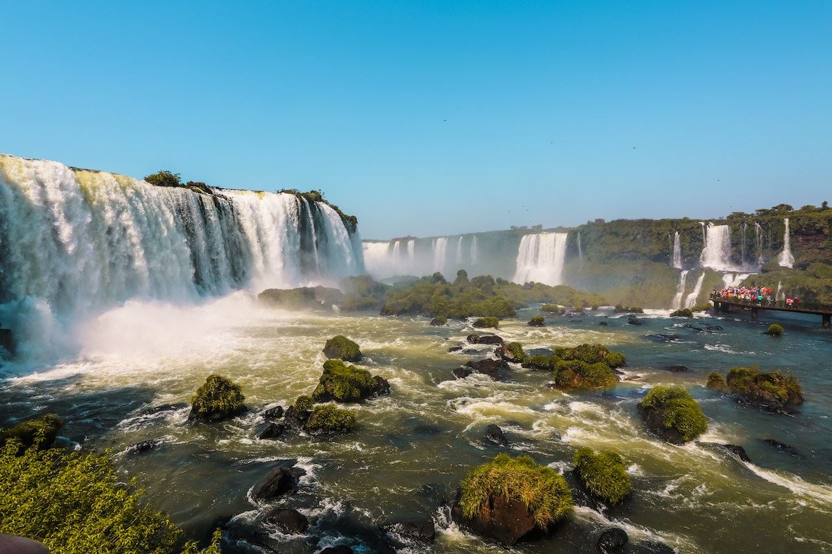 Promo: Iguazu Falls - Brazil's Side. Airport Shuttle Service For Free!