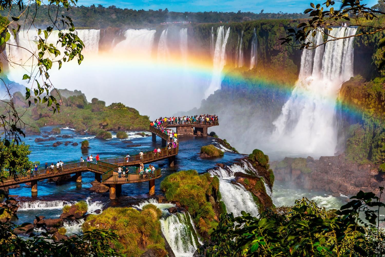 Promo: Iguazu Falls - Brazil's Side. Airport Shuttle Service For Free!