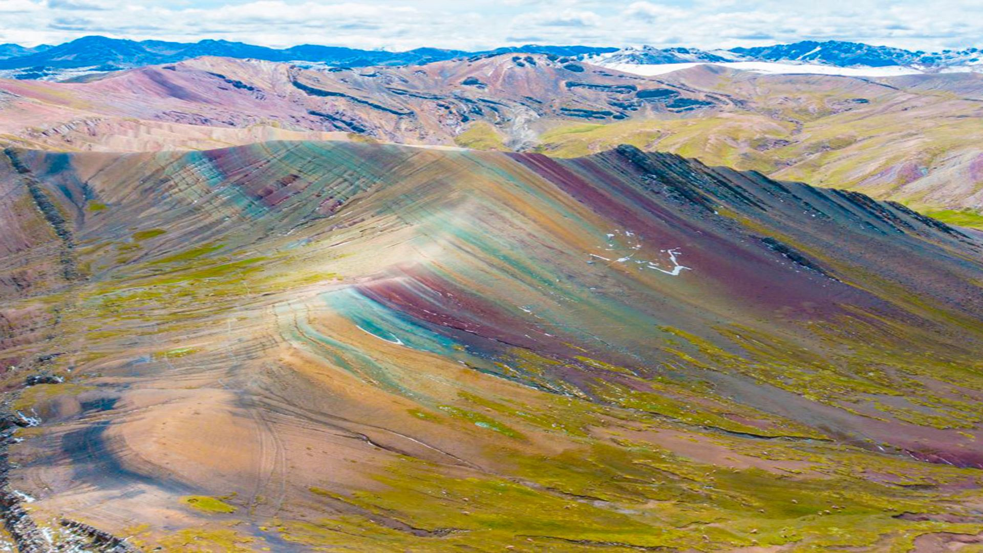 Palcoyo - Rainbow Mountain Trek