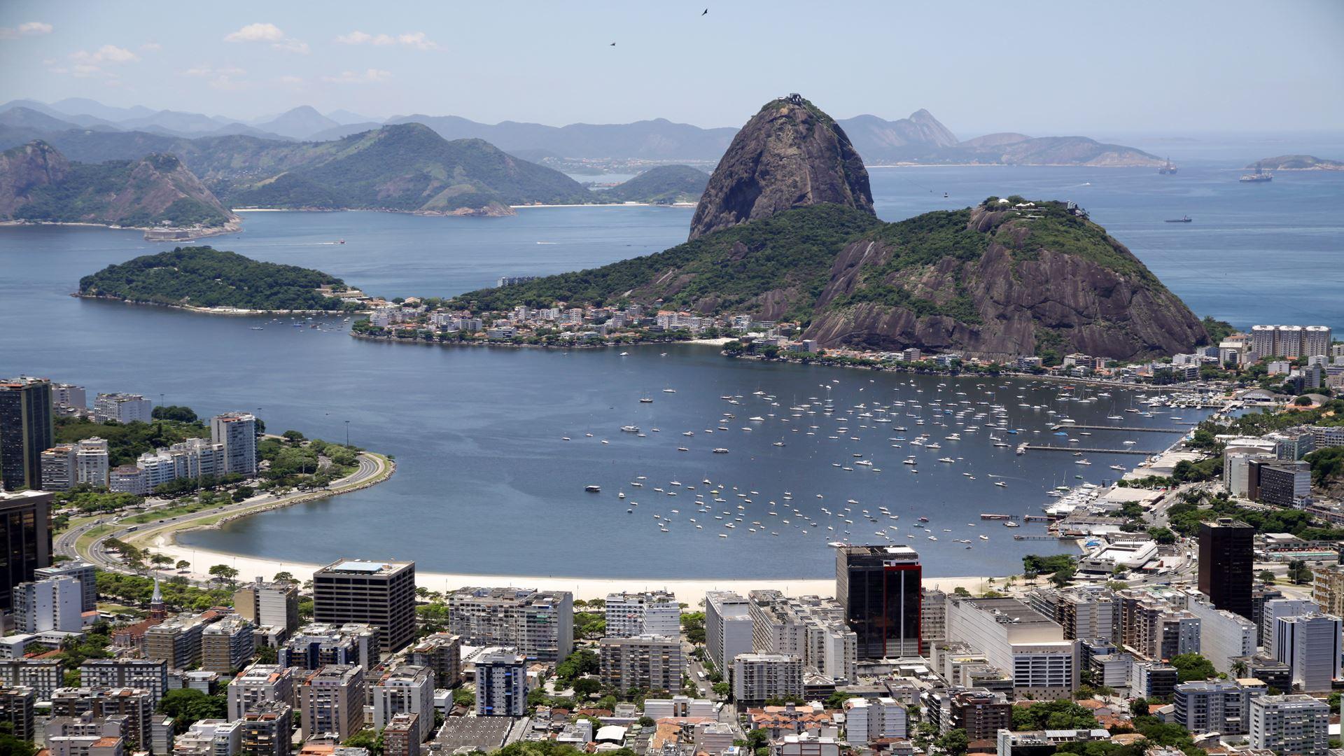 Rio de Janeiro, Foz do Iguaçu, Salvador und Manaus