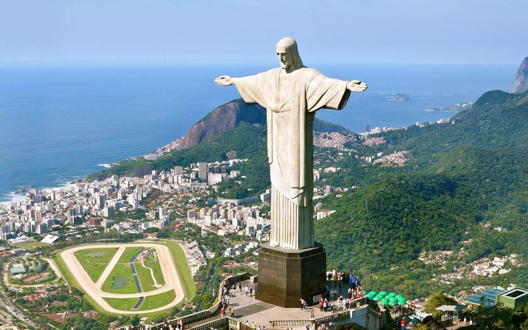 Rio De Janeiro, Salvador E Manaus Classico