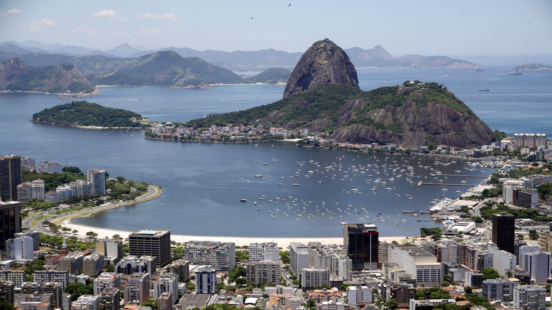 Rio De Janeiro Y Manaus Clasico