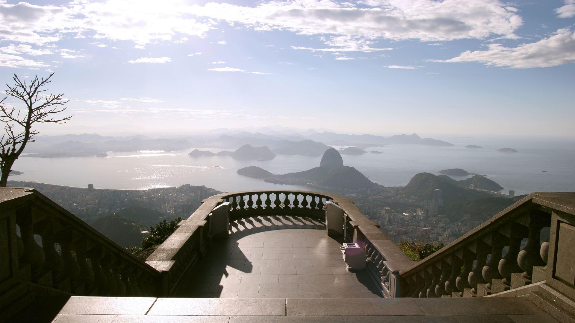 Rio De Janeiro E Salvador Clasico