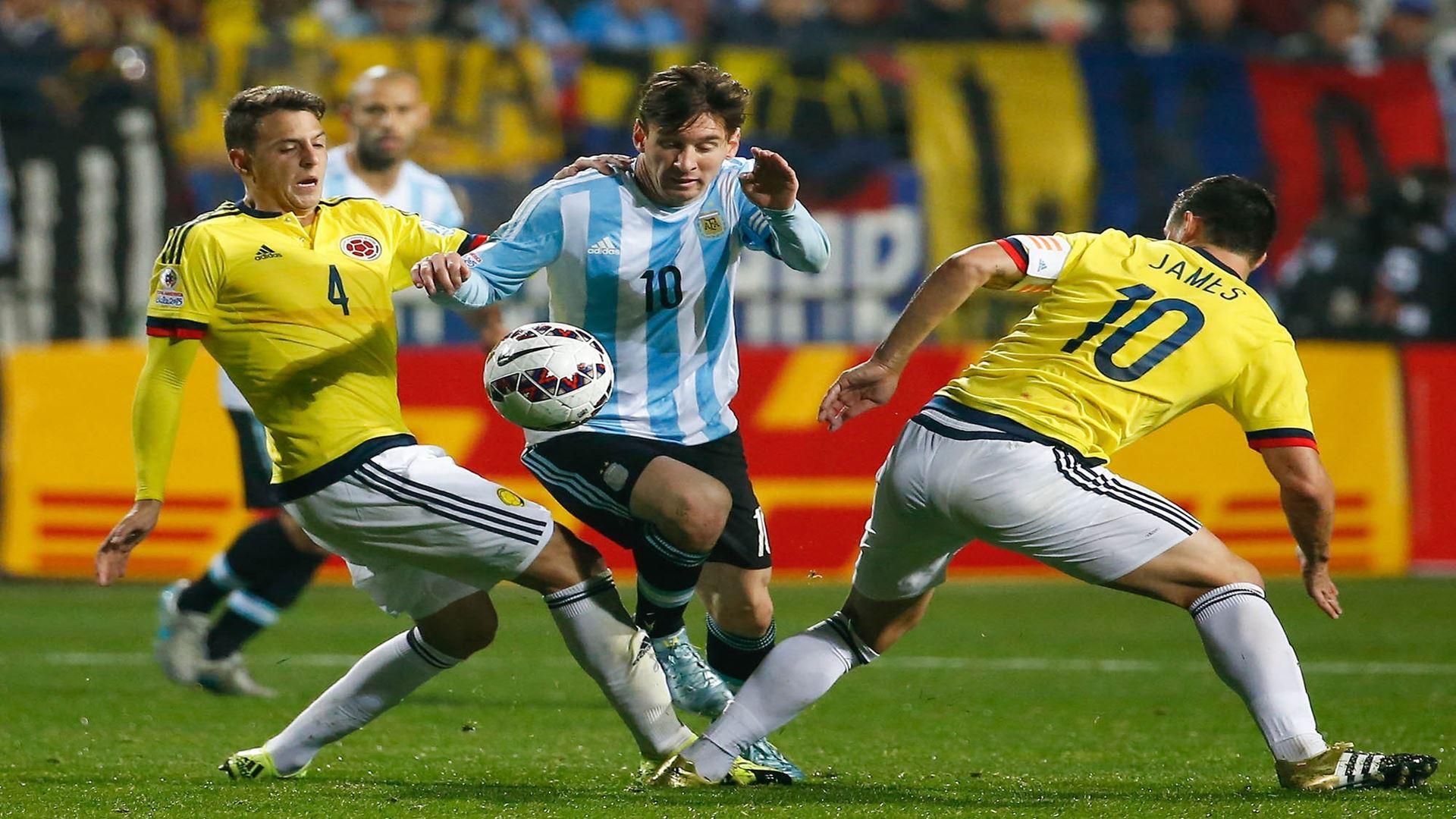 Paquete Copa America Fase De Grupos Partidos Argentina