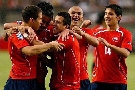 Paquete Copa America Fase De Grupos Partidos Chile
