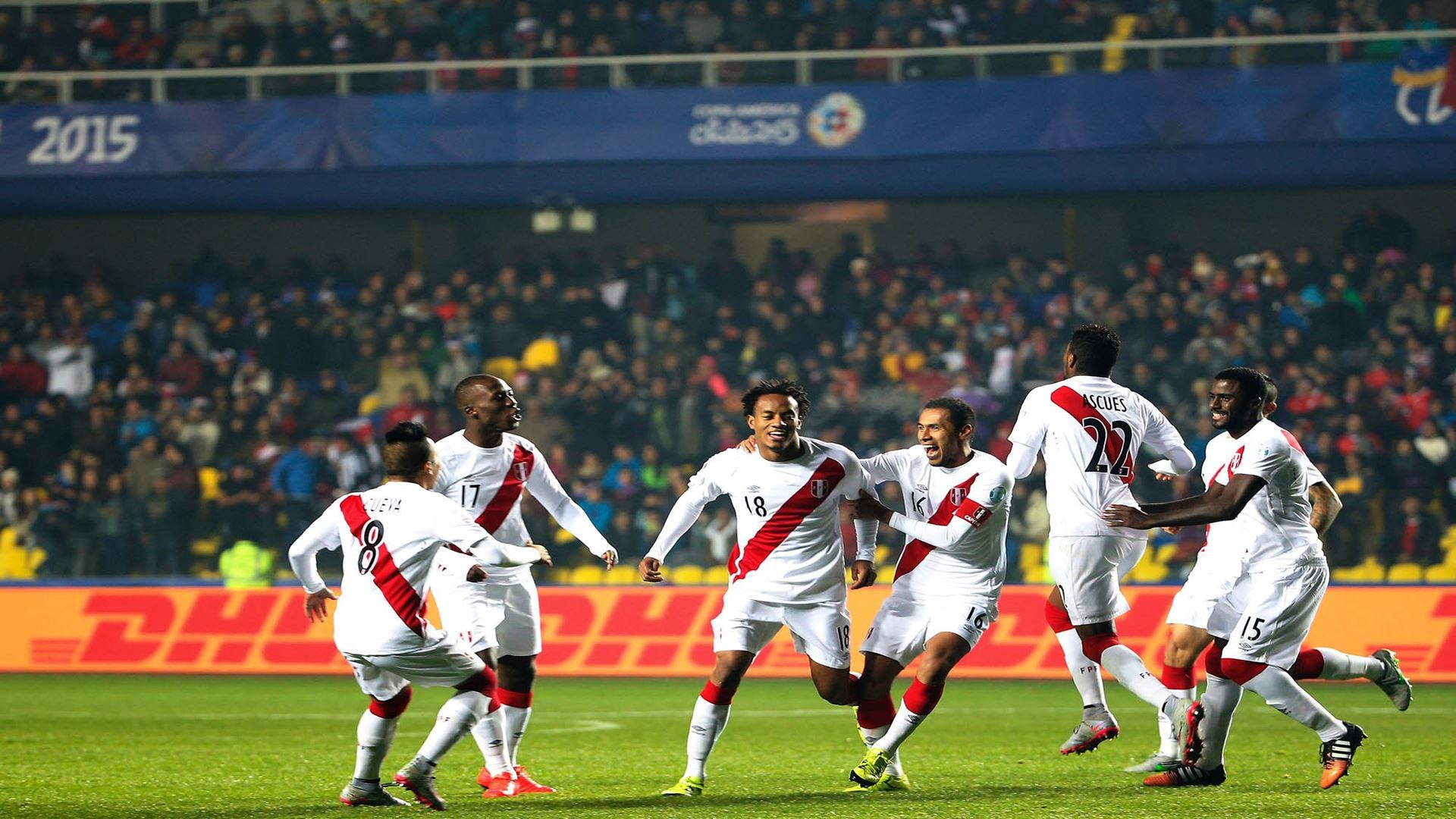 Package Copa America Group Stage Peru Matches