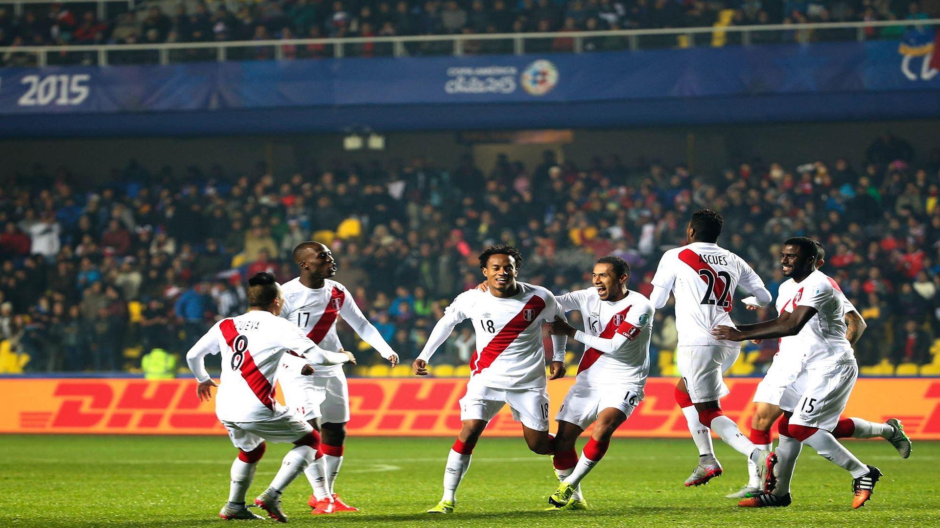 Paquete Copa America Fase De Grupos Partidos Peru