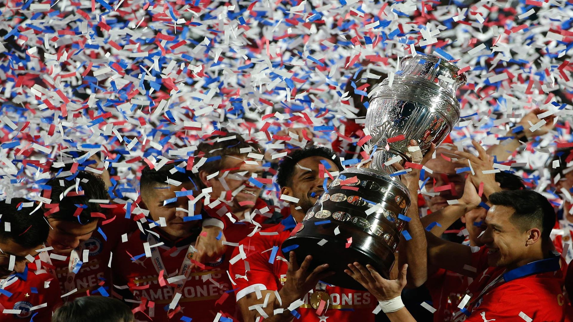 Copa América Package Semifinals Stage One Match